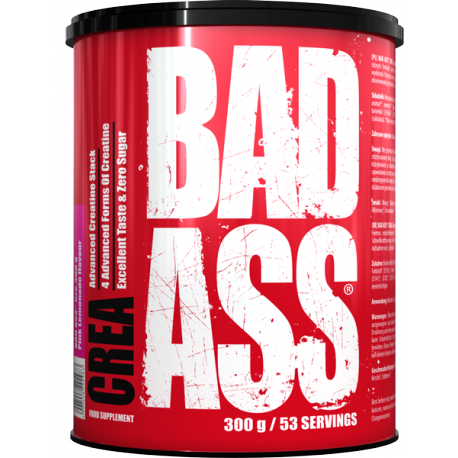 Bad Ass® Crea